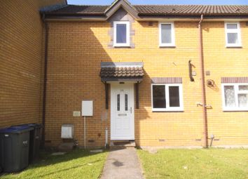 Thumbnail 2 bed terraced house to rent in Towpath Road, Hilperton, Trowbridge, Wiltshire