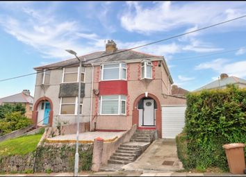 3 bed semi-detached house for sale in Efford Lane, Plymouth PL3