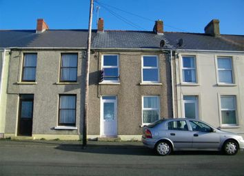 Thumbnail 2 bed terraced house for sale in Marble Hall Road, Milford Haven