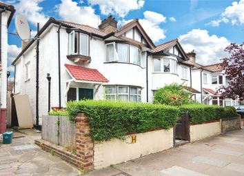 Thumbnail 3 bed semi-detached house for sale in Burnley Road, Dollis Hill, London
