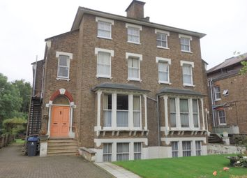 Thumbnail 1 bed flat to rent in Christ Church Road, Surbiton