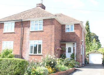 Thumbnail 3 bed semi-detached house for sale in Sarum Way, Hungerford