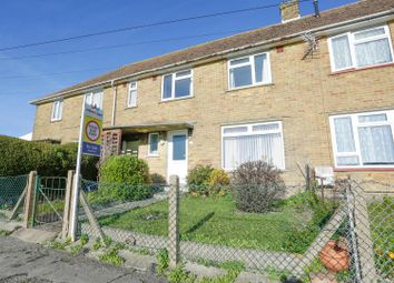 Thumbnail 3 bedroom terraced house for sale in Ottawa Crescent, Dover