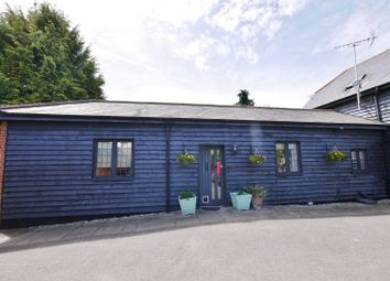 Thumbnail 1 bed bungalow to rent in Stable Yard, The Green, Blackmore
