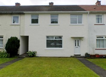 Thumbnail 3 bed terraced house for sale in Alberta Avenue, Westwood, East Kilbride