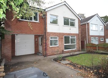 Thumbnail 5 bed detached house to rent in Half Edge Lane, Eccles, Manchester
