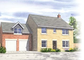 Thumbnail 5 bed detached house for sale in Oakham Road, Greetham, Rutland