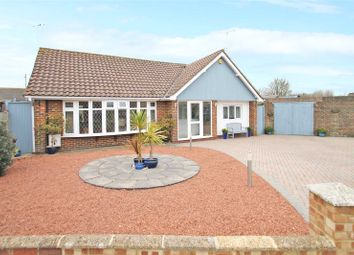 Thumbnail 2 bed bungalow for sale in Fircroft Crescent, Rustington, West Sussex