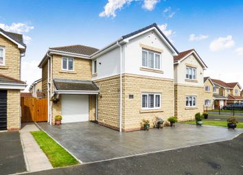 Thumbnail 3 bed detached house for sale in Chase Meadows, Blyth