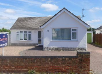Thumbnail 2 bed detached bungalow for sale in Dorset Avenue, West Parley, Ferndown