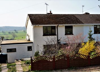 Thumbnail 3 bed semi-detached house for sale in Stockleigh Pomeroy, Crediton
