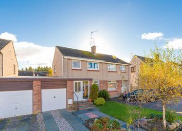 Thumbnail 4 bed semi-detached house for sale in 20 Friarton Gardens, Penicuik