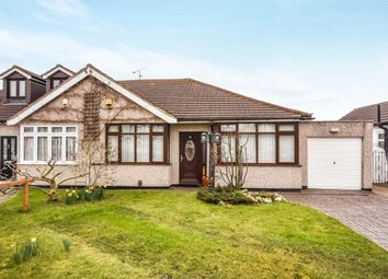 Thumbnail 2 bed semi-detached bungalow for sale in Clyde Way, Romford