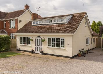 Thumbnail 3 bedroom bungalow for sale in Moorwell Road, Bottesford, Scunthorpe
