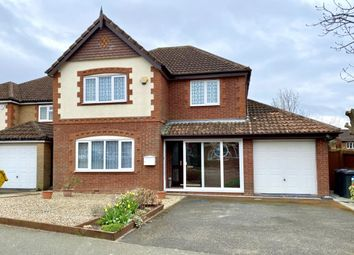 Thumbnail 4 bed detached house for sale in Tillingham Way, Stone Cross, Pevensey