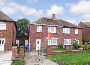 Thumbnail 3 bed semi-detached house to rent in Deneside, Seghill, Cramlington