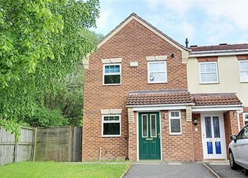 Thumbnail 3 bed town house to rent in Foyers Way, Chesterfield, Derbyshire