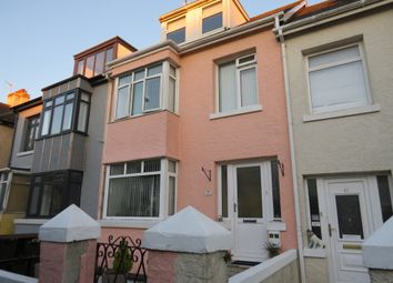 Thumbnail 4 bed terraced house for sale in Second Avenue, Torquay