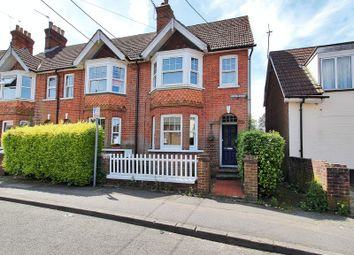 Thumbnail 1 bed maisonette for sale in Victoria Road, West Green, Crawley, West Sussex