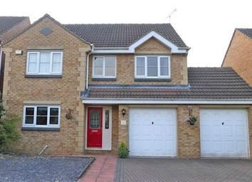 Thumbnail 4 bed detached house for sale in Manston Way, Worksop, Nottinghamshire