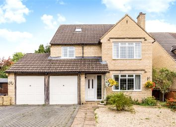 Thumbnail 5 bed detached house for sale in Thessaly Gate, Cirencester, Gloucestershire