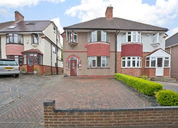 Thumbnail 3 bed semi-detached house for sale in Wricklemarsh Road, Blackheath, London