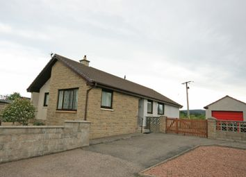 Thumbnail 3 bed detached bungalow for sale in Sula Sgeir, 2B Samson Avenue, Portessie, Buckie