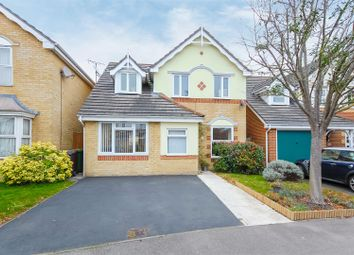 Thumbnail 3 bed detached house for sale in Richards Way, Cippenham, Slough