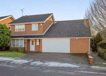 5 bed detached house for sale in Edyvean Close, Rugby, Warwickshire CV22