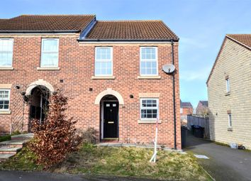 Thumbnail 3 bed semi-detached house for sale in Chestnut Crescent, Barnsley