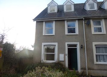 Thumbnail 4 bed end terrace house to rent in James John Close, Narberth