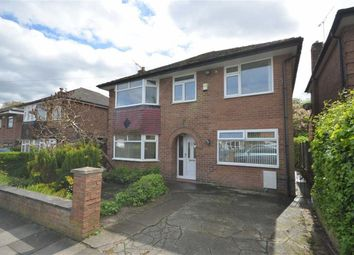 Thumbnail 5 bedroom detached house for sale in Glenfield Road, Heaton Chapel, Stockport, Greater Manchester