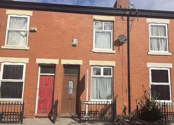 Thumbnail 2 bed terraced house for sale in Mackenzie St, Longsight, Manchester