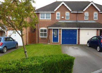 Thumbnail 3 bed semi-detached house for sale in Snowdrop Close, Healing, Grimsby