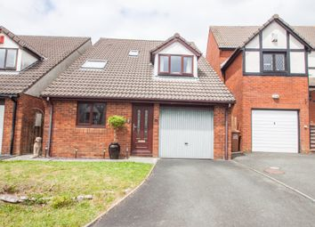 Thumbnail 3 bed detached house for sale in Forest View, Woolwell, Plymouth