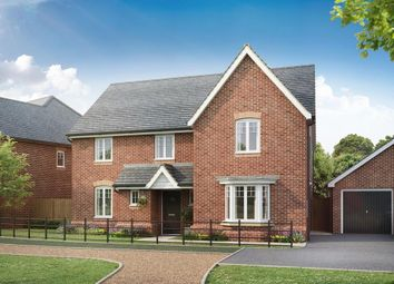 """Thumbnail 5 bedroom detached house for sale in """"Manning"""" at Barnhorn Road, Bexhill-On-Sea"""