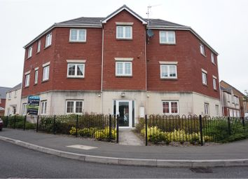 Thumbnail 2 bed flat for sale in Six Mills Avenue, Gorseinon