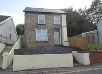 Thumbnail 2 bed detached house for sale in Farm Road, Pontlottyn, Bargoed