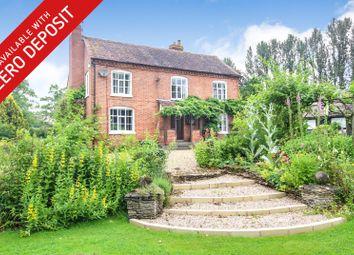Thumbnail 4 bed detached house to rent in Slatch Farm, Coddington, Ledbury