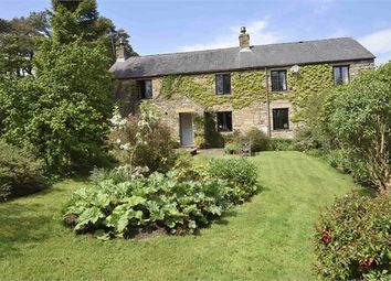 Thumbnail 5 bed farmhouse for sale in Bertram Hill Farm, Slaggyford, Cumbria.