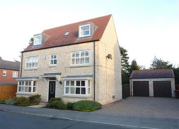 Thumbnail 5 bedroom detached house to rent in Peterson Drive, New Waltham, Grimsby