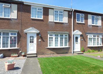 Thumbnail 3 bed terraced house for sale in Barrington Court, Bedlington