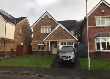 Thumbnail 3 bed detached house for sale in Heol Y Celyn, Tregof Village, Swansea