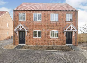 Thumbnail 3 bedroom semi-detached house for sale in High Street, Eagle