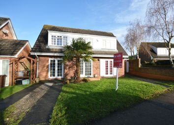 Thumbnail 5 bed detached house for sale in Stretton Road, Shirley, Solihull