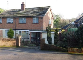 Thumbnail 3 bedroom semi-detached house for sale in Ancaster Road, Ipswich