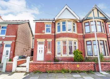 Thumbnail 3 bedroom semi-detached house for sale in Leckhampton Road, Blackpool, Lancashire, .