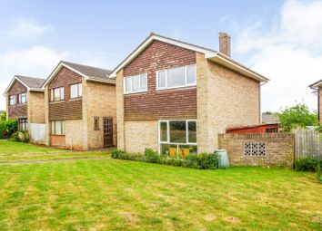 Thumbnail 3 bed detached house for sale in Finch Road, Chipping Sodbury