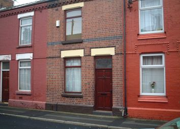 Thumbnail 2 bedroom terraced house to rent in Friar Street, St. Helens, Merseyside