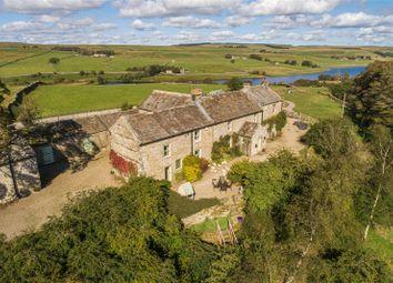 Thumbnail 6 bed detached house for sale in Baldersdale, Barnard Castle, County Durham